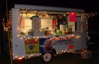 Cotton Candy, Lemonade, and Sno Biz Lighting up the night in Nicklesville, VA Virginia